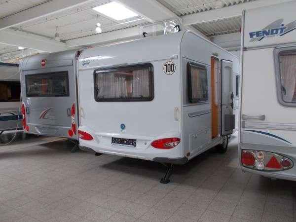 Knaus Sport 450 LU