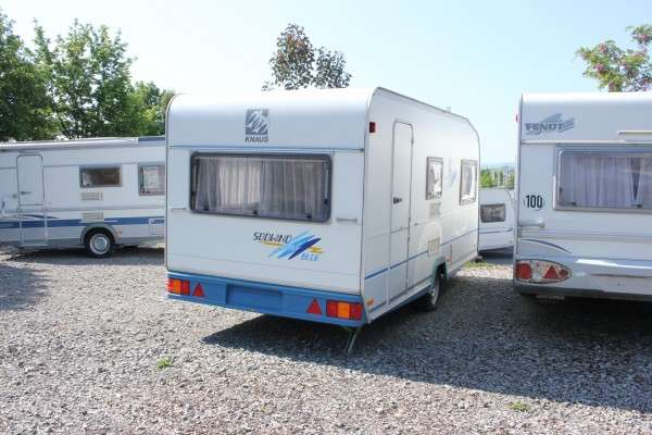 Knaus Blueline 450 T