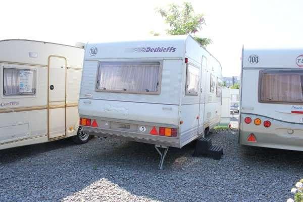 Dethleffs Camper 490 DB