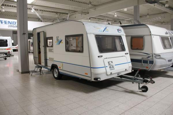 Knaus Blueline 450 TF