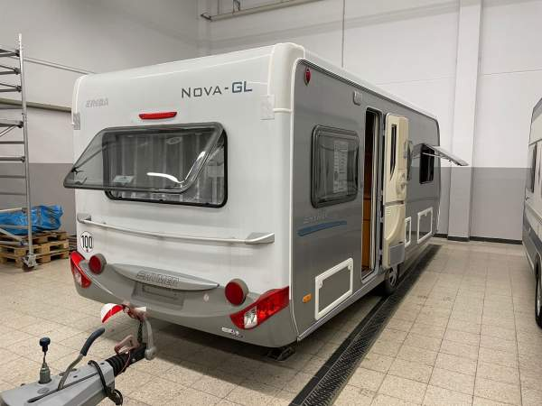 Hymer Eriba Nova 535 GL