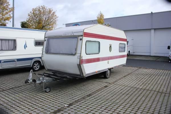 Eura Caravan Comet