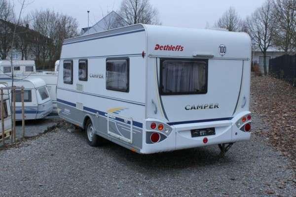 Dethleffs Camper 460 DB