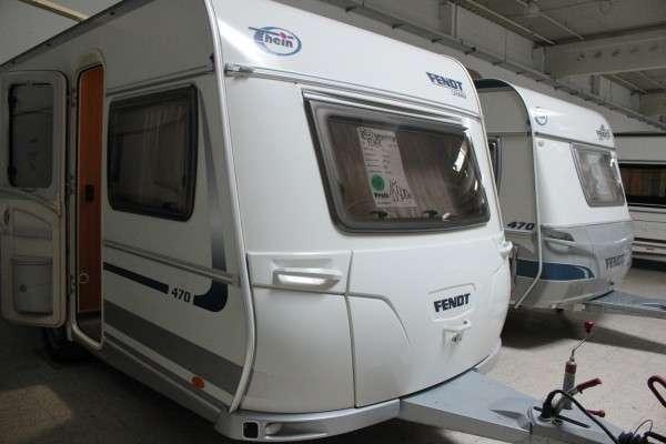 Fendt Saphir 470 TF