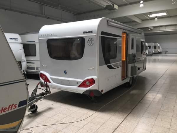 Knaus Südwind Silverline 500 FU