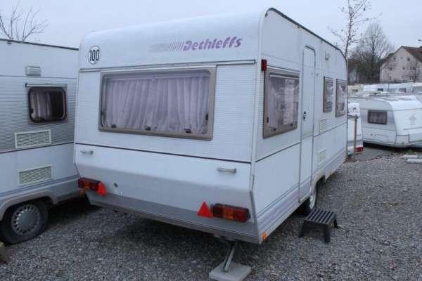 Dethleffs Camper 460 TG